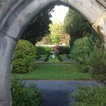 Arch way to one of the many secret gardens