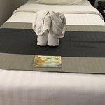 Nouvo City Hotel Room