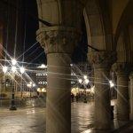 Soportales del palacio ducale