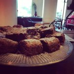 Gluten free cakes, quiche, treats and breads, everyday!