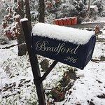 Foto di Bradford House Bed and Breakfast