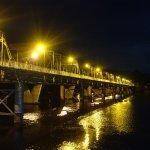Nowra Bridge from restaurant