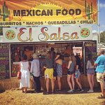 Our mobile Mexican kitchen serving up super fresh, tasty Mexican street food!