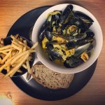 St Austell Bay Mussels
