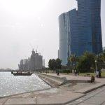 Dhow and Al Corniche