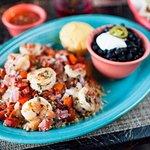 Shrimp caribe