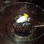 The COD dessert. Despite the ever changing seasonal menu, this dessert managed to remain on the