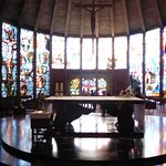 Foto de Iglesia La Porciuncula (la Iglesia de Cristal)