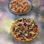 Pasta dishes and pizzas!