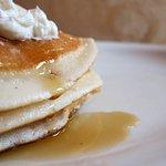 Cupcake Pancakes (Gluten Free!)