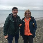 Jenny Fraser does a great job of arranging trips and tracking weather.