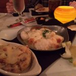 Seafood Norfolk with Mashed Potatoes at Bill's