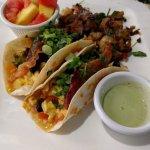 Tulum Breakfast Tacos