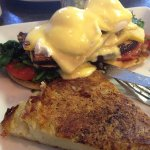 Grilled Vegetable Benedict