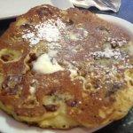 Banana Crunch Pancake