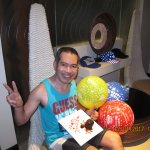 My Natal Day's surprise from the hotel staffs