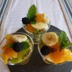 Petit-déjeuner vitaminé