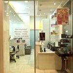 Our Nail Salon, Nails2Go is situated next the hotel inside the trendy ABSA Centre.