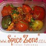 Spice Zone Indian Takeaway