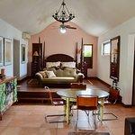 Inside of Gardenia Villa.
