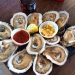 Fresh oysters are deliver 2x a week!