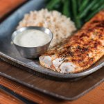 Broiled Great Lakes Whitefish