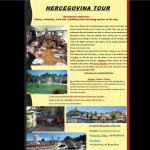 Hercegovina tour with Rooms Deny