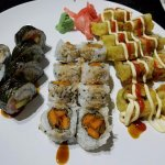 Left to right: Geisha, Sweet Potato, Ryan