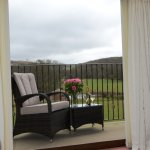 Bufton Suite Private Balcony