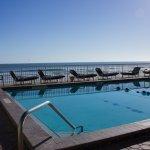 pool facing the ocean