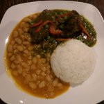 Lamb, Rice & White Beans