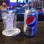 One Diet Pepsi
