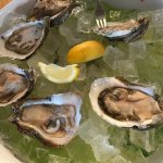 Food was great and oysters were fresh!!