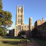 Don't miss a visit to Ely for its cathedral and market
