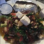 Grouper Mediterranean - Neptune Grill, Gulfport FL