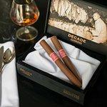 Smoking Rosemary Caramelia Cigar Box