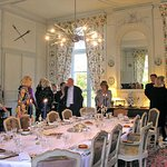 Diner Grand Siècle with Count and Countess de Vanssay