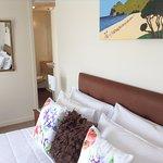 Garden-View King Mini-Suite