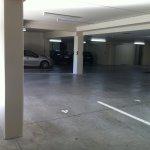 Secure underground carparking