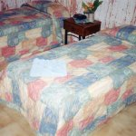 Motel 2 single beds