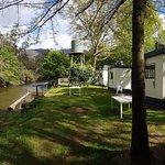 Riverfront Cabins Jamieson Caravan Park