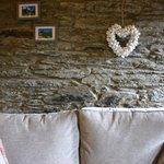 Oak Cottage living room