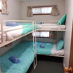 Bunk Bed Room Cabin 1 (bedding and towels provided on request, mention on time of booking)