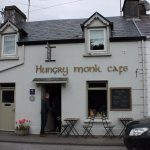 The Hungry Monk Cafe, worth a visit
