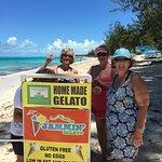 Foto de Jammin Gelato Turks and Caicos