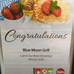 Foto de Blue Moon Grill