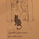 La Taverna Dei Fori Imperiati (restaurant 5 min walk)