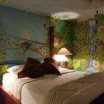 Gingerbread Hotel Foto