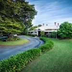 Vacy Hall is in the Toowoomba City Centre on over an acre of heritage-listed gardens