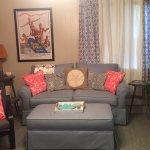 Living Room of Cottage 6